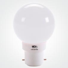 LED 0.5W BULB (WHITE)