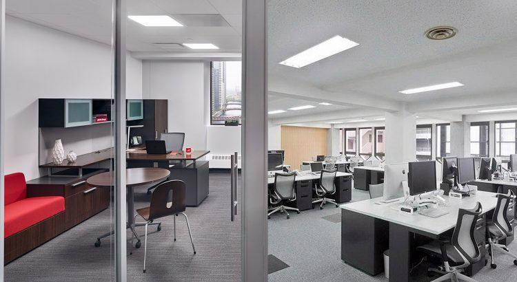 tips for better office lighting