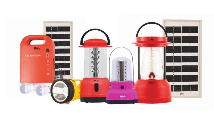 Solar Lighting fixtures
